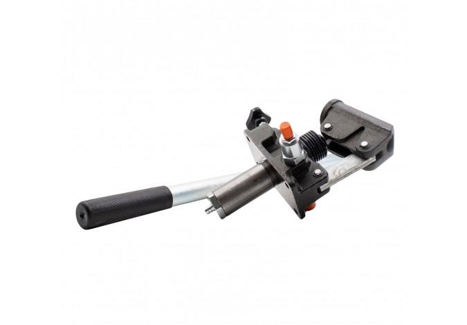 Купить Ручной насос односторонний с предохранительным клапаном PRB25RM (25 см3)
